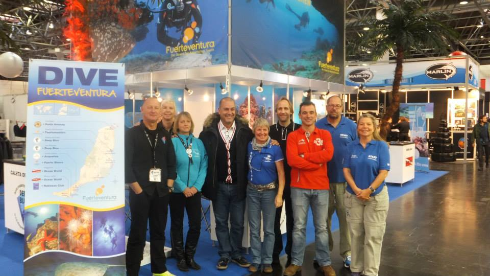 Neuer Messestand Boot 2015